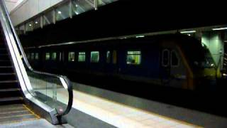 [KTM] 25109 with 82 Class EMU Hybrid Train departing KL Sentral