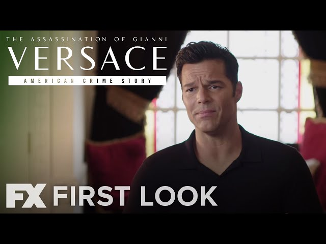 The Assassination of Gianni Versace: American Crime Story   Season 2: First Look   FX