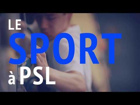 Le Sport à PSL