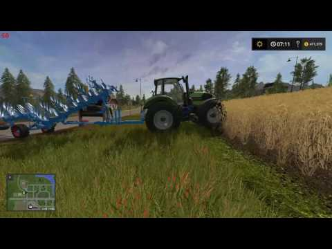 Farming Simulator 17     MR mod  is it  More Realistic? Testing Time