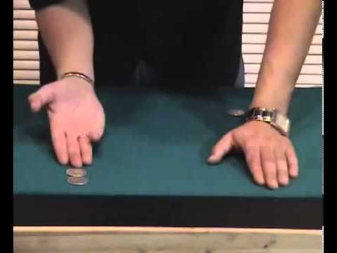 ✔ Daniel Garcia фокусы с монетками • Coin Tricks