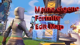 My OWN Edit Map in Fortnite Creative (avec code) iBeta (en)