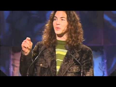 Eddie Vedder Inducts The Doors - YouTube