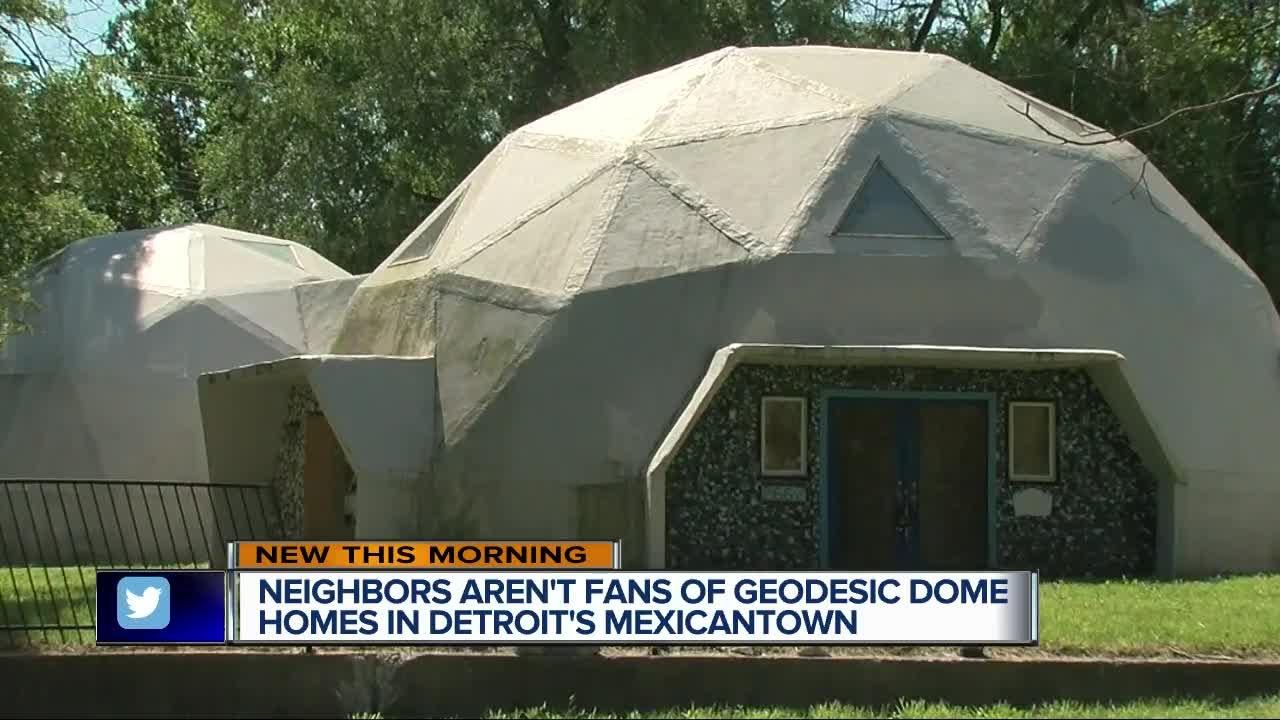 neighbors aren u0027t fans of geodesic dome