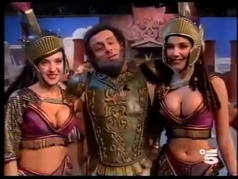 ODISSEA (1991) - Andrea Roncato,Teo Teocoli,Moana Pozzi