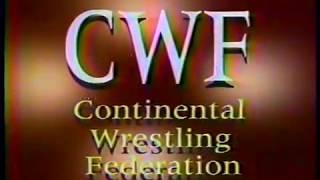 NWA Continental Wrestling 10/22/88