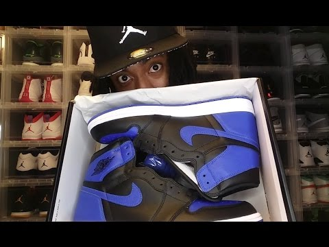 Air Jordan 1 Retro High OG 'Royal' Review