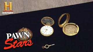 Pawn Stars: VERY VALUABLE ORIGINAL JOHN HANCOCK PIECES (Season 17)   History