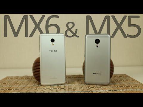 Менять ли Meizu Mx5 на Mx6  ? || СРАВНЕНИЕ и ОБЗОР