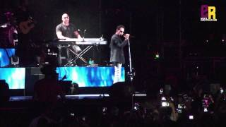 Concierto Marc Anthony en Madrid 2015 - www.eventosenred.es