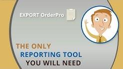 EXPORT OrderPro - Shopify Reporting App