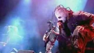 Slipknot - Left Behind live