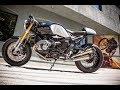 BMW R Nine T exhaust sound