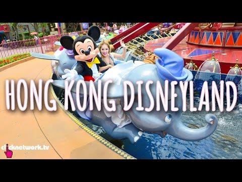 Hong Kong Disneyland - Xiaxue's Guide To Life: EP181