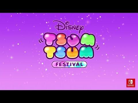Disney Tsum Tsum Festival - Activities Trailer | Switch