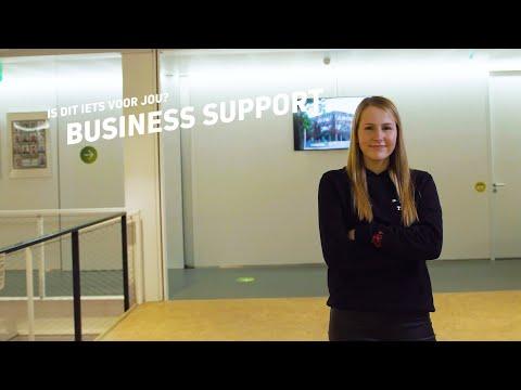 Business support, iets voor jou?