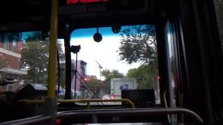 WMATA metrobus route 70 Ben Schumin driving