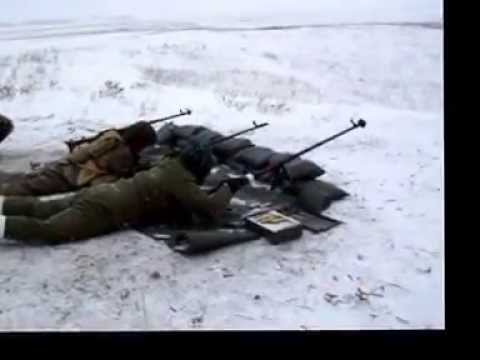 3 Boys Anti Tank Rifle Firing