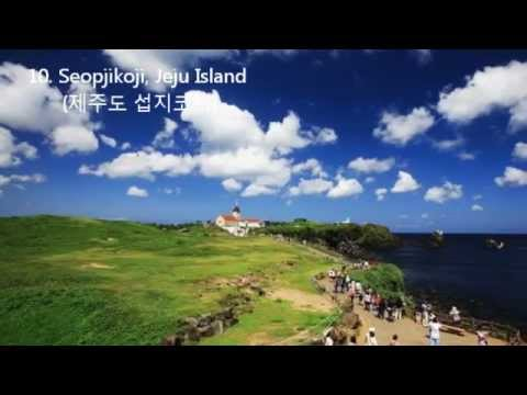 50 Beautiful Places To Visit In Korea Youtube