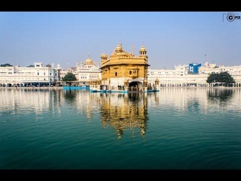 Amritsar Golden Temple Wagha Border and jallianwala bagh