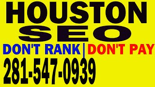 Houston SEO Expert | Best Video SEO Marketing Services Company(Houston SEO Experts - new Site: http://www.seoshouston.com SEOs Houston new video: https://www.youtube.com/watch?v=BhsL2DX3sbQ ..., 2013-07-30T23:58:20.000Z)