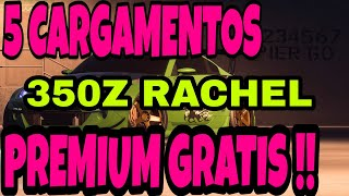 350Z de RACHEL y 5 CARGAMENTOS PREMIUM GRATIS !! NEED FOR SPEED PAYBACK