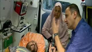 بالفيديو| طارق علام يعرض مأساة عماد