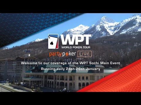 Главное событие WPT Russia 2020 | День 2