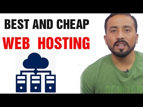 Best And Cheap Web Hosting Service || Urdu Hindi Tutorial