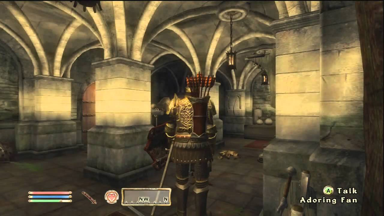 oblivion hd walkthrough episode 76 imperial dragon armor youtube