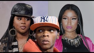 Papoose Exposed for Writing Remy Ma Shether by Nicki Minaj? Remy Ma Responds with Mask Off.