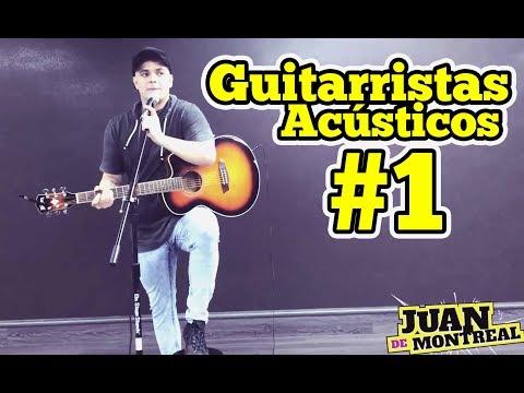 Guitarristas Acusticos 1