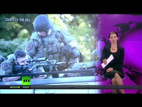 US Police Train with Foreign Militaries to Crackdown on Dissent