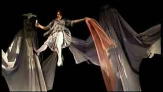 (Theatre) TEATRO NERO DI PRAGA  (Black Light Theatre) - Aspects of Alice.