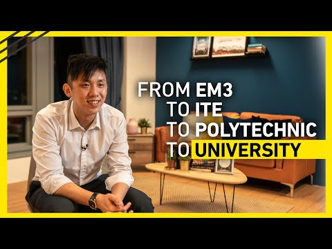 From EM3 to ITE to Polytechnic to University | Heart of God Church Academic Excellence Programme