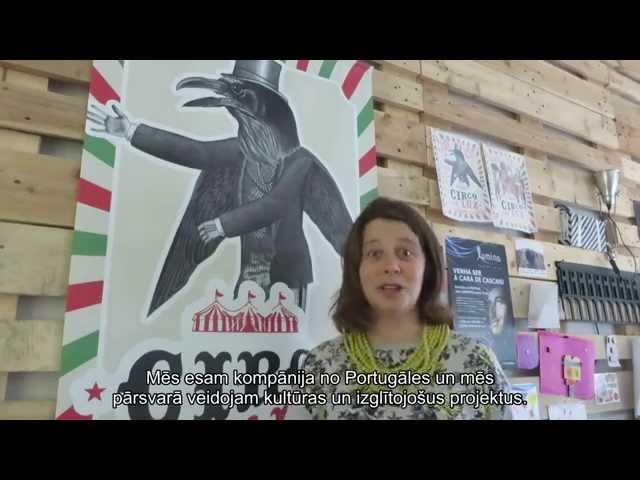"""""""Staro Rīga 2014"""" festivālam top objekts """"GAISMAS CIRKS"""""""