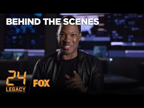 There Is Only One Eric Carter | Season 1 | 24: LEGACY