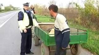 Repeat youtube video Konj u ulozi autopilota - Vredi pogledati!