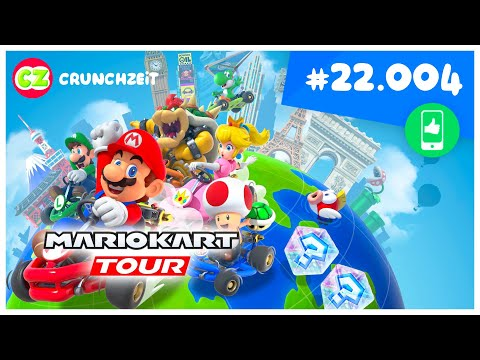 mario kart tour exploration tour challenges