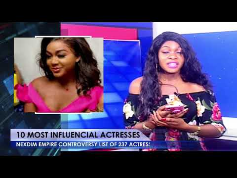10 Most Influential Actresses In Cameroon