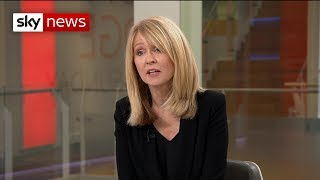 Esther McVey: First TV interview after resignation