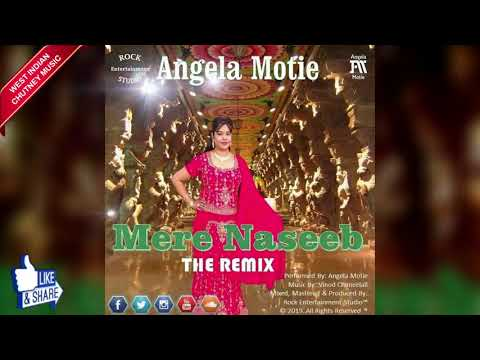 Angela Motie - Mere Naseeb (2019 Bollywood Cover)