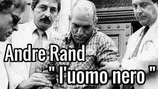 """Andre Rand: """"l'uomo nero"""" di Staten Island"""