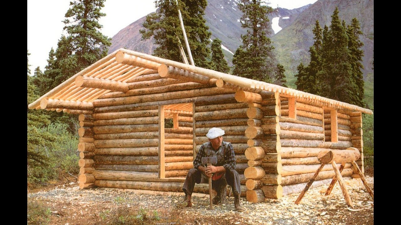 """Alone in the Wilderness"" 