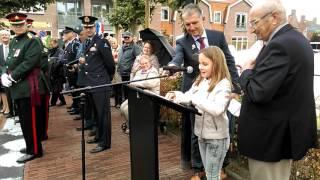 Col. Whitakerplein in Woensdrecht