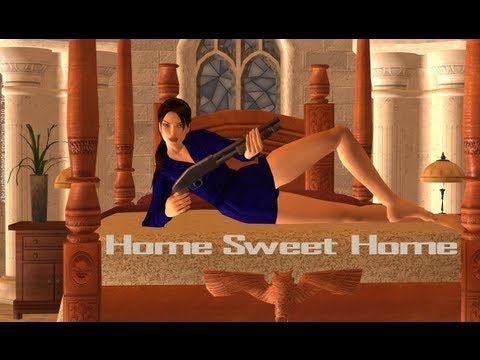 soluce tomb raider 2 home sweet home youtube. Black Bedroom Furniture Sets. Home Design Ideas