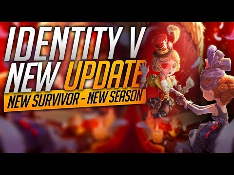UPDATE: New Season - New Survivors - Identity V