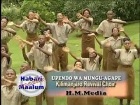 Agape Upendo Wa Mungu