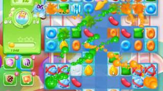 Candy Crush Jelly Saga Level 444 - NO BOOSTERS