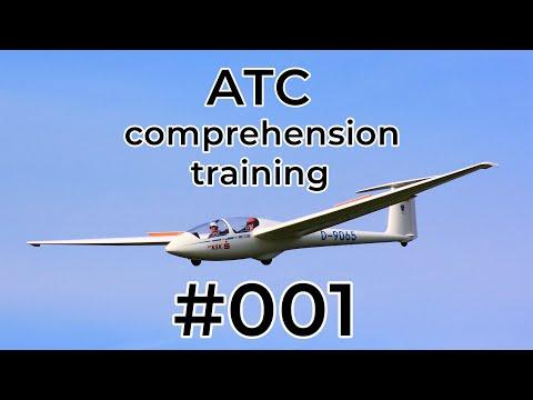 조종사 관제사 교신 영어 ATC EPTA 듣기 연습 #001
